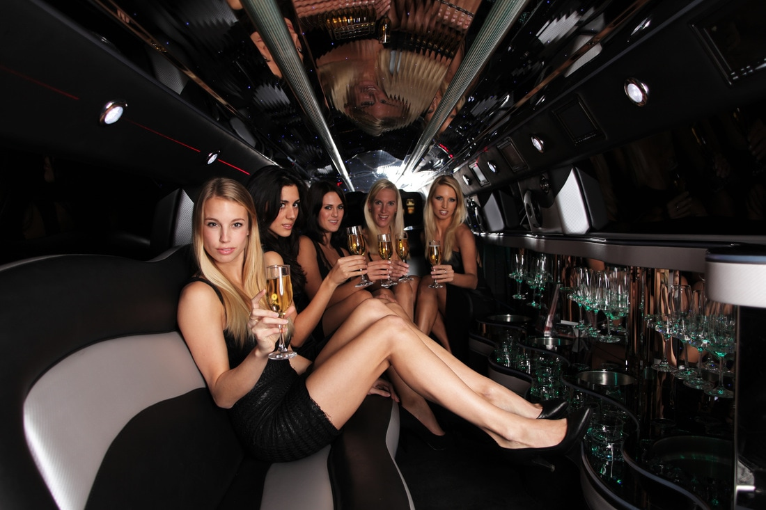 Fort Collins Bachelorette Party Limo